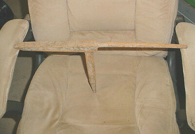 Antique Stake Anvil Blacksmith Tool Hardy Estate FIND------FOR TIN  NR