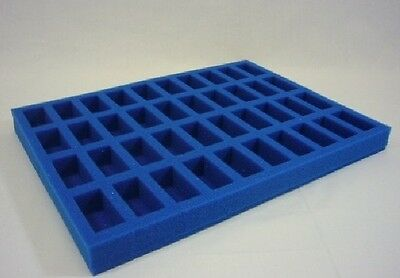 KR Multicase BNIB N4 - GW Size - Single Foam Tray - Holds 40 models