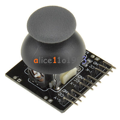 9Pin JoyStick Breakout Module Shield PS2 Joystick Game Controller AL