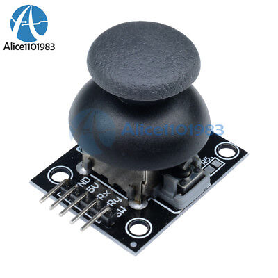 10PCS 5Pin JoyStick Breakout Module Shield PS2 Joystick Game Controller AL