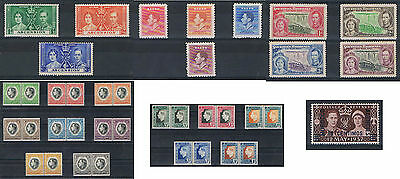 1937 Coronation Omnibus Mounted mint. Choice of Countries.