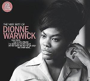 Dionne Warwick - The Very Best Of - 2014 (NEW 2CD)
