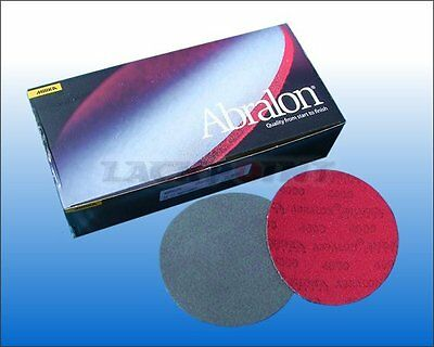 10x Abralon Disco per lucidare 150mm P3000 GP 1 °=