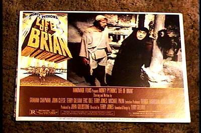 Life Of Brian 1979 Lobby Card #2 Monty Python