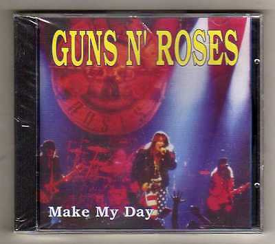 MAKE MY DAY -  GUNS N' ROSES - CD LIVE CON SIAE ITALIA - SIGILLATO  MINT! Sealed
