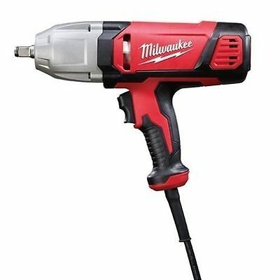 New Milwaukee 9071-20 1/2 Inch Electric Impact Wrench Drill 7 Amp Vsr New Sale