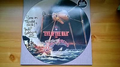 Jeff Wayne's War Of The Worlds 2007 Tour Programme - Signed & Messaged By Jeff
