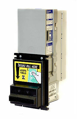 Refurbished Dollar Bill Validator, Mars VN2511,MEI, 110 volt model-FREE SHIPPING