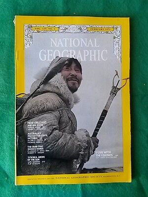 National Geographic - Feb 1971 Vol 139 #2 - New Orleans And Her River