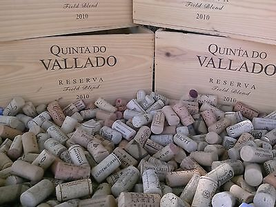 100 Recycled Wine Corks Crafts DYI Weddings Decorations Great Logo Selection