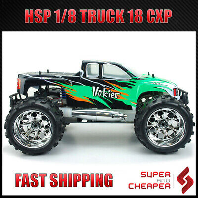 HSP Nokier 2.4Ghz 1/8 RC Car Off Road Nitro Gas Monster Truck
