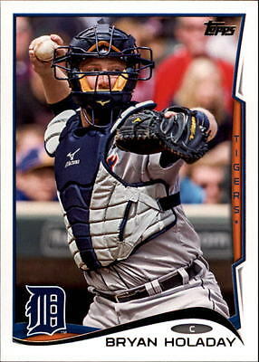 2014 Topps Update #US21 Bryan Holaday