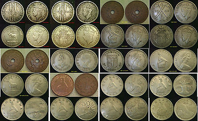 SOUTHERN RHODESIA & NYASALAND ZIMBABWE Choose your coin in Coin Wallet