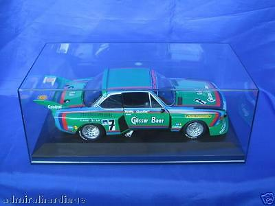 Display Case 1:18 1:20 Scale Car 28 X 11.5 X 9.25 Cm Bargain Showcase New