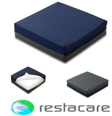 Replacement Waterproof Incontinence Wheelchair Chair Cushion Pad Cover Only PU