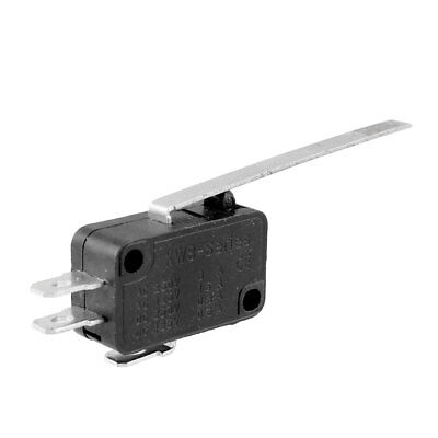 Long Hinge Roller Lever Electric 1NO 1NC Push Button Micro Switch