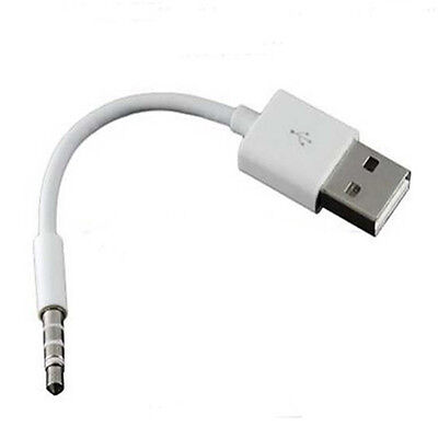 For Apple iPod Shuffle 3rd 4th 5th Generation USB Charger Data SYNC Cable Cord
