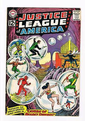 Justice League of America # 16 The Cavern of Deadly Spheres! grade - 4.0 DC !