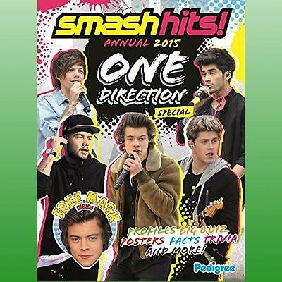 Smash Hits One Direction Annual  9781908152497