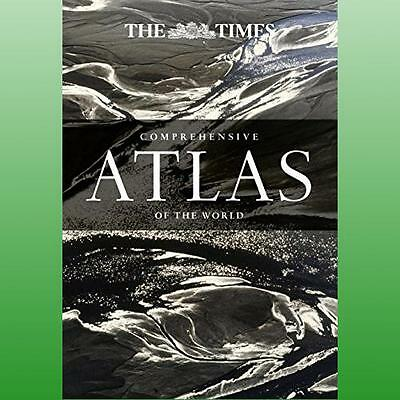 Times Comprehensive Atlas Of The World Times Atlases 9780007551408