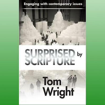 Surprised By Scripture Wright  Tom 9780281069859