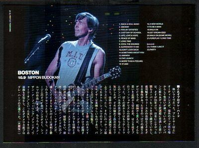 2014 Boston in JAPAN mag photo w/ text / press clipping cutting b012r