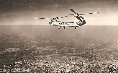 Helicopter Postcard - US Air Force - Vertol H-16 Transporter (P2531)