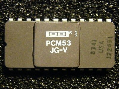 PCM53JG-V 16-bit D/A Converter, Burr Brown