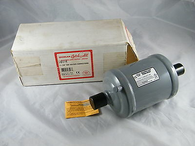 "Sporlan ~ Catch All ~ Suction Line Filter / Drier ~ 401808 1-1/8"" Solder Connec"