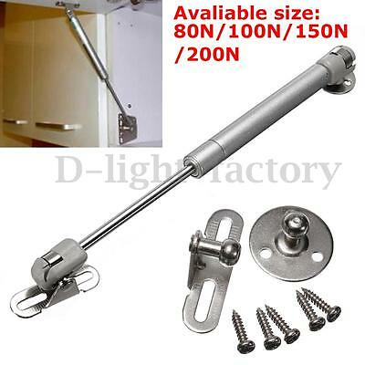 New Kitchen Cabinet Door Stay Soft Close Hinge Hydraulic Gas Lift Strut Support