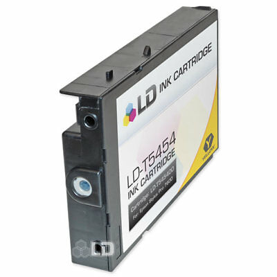 LD T545400 T5454 Yellow Comp Ink Cartridge for Epson Printer