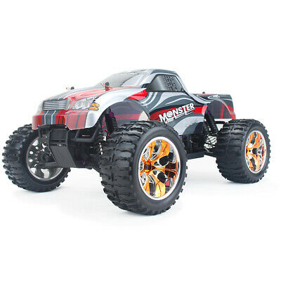 HSP RC Car 2.4ghz 1/10  Electric 4WD OFF Road Brontosaurus RTR RC Monster Truck