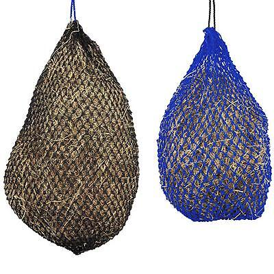FREE P&P Slow Feeder Nets Sizes Small &Large 2 COLOURS BLACK& BLUE Pack of 1