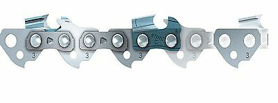 """Stihl Ps3 Full Chisel Chainsaw Chain Fits 020 & 020T 14"""" 50 Drive Links"""