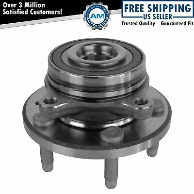 TIMKEN Wheel Hub & Bearing Front LH or RH for Ford Flex Taurus Lincoln MKS MKT