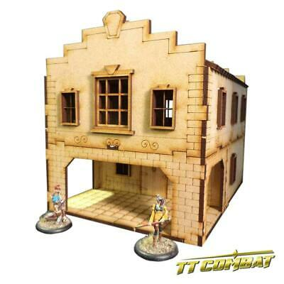 TTCombat - Old Town Scenics - Townhouse A - Great for Malifaux