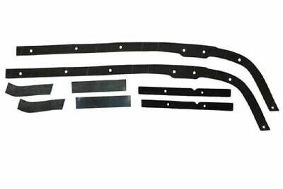 55 CHEVY FRONT FENDER ANTI SQUEAK RUBBER KIT
