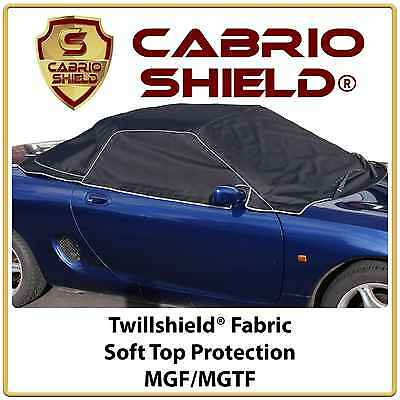 MGF TF Car Hood Soft Top Roof Cover Half Cover Protection Cabrio Shield