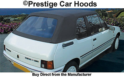 Peugeot 205 Cabriolet Car Hood Hoods Soft Top Tops Roof Original Quality Vinyl