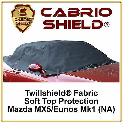 Mazda MX5/Eunos Car Hood Soft Top Roof Cover Half Cover Protection 1989-97