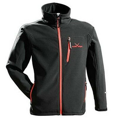 Black Canyon BC4385;bk Hawk Veste softshell homme Noir Taille S [Taille NEUF