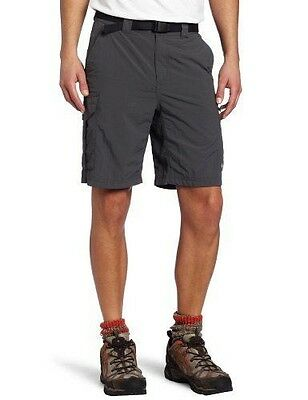 Columbia Silver Ridge Short Homme Grill FR : XS (Taille Fabricant : 30 NEUF