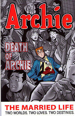 ARCHIE The Married Life Book 6 - Graphic Novel - NEW