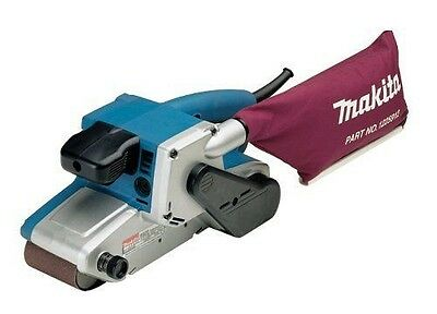 Makita 9920 Ponceuse à Bande Limage 76mm 1010W - Ponceuse robuste pour NEUF