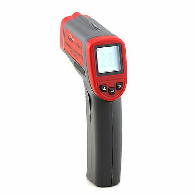 Digital Non Contact Laser IR Thermometer Gun Great Infrared Tool for HVAC ST380+