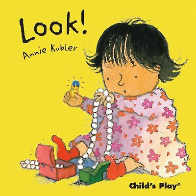 What Can I Look? (2011, Board Book)