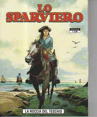 Lo Sparviero n 1 - Ed. GP Publishing