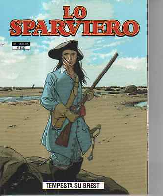 Lo Sparviero n 2 - Ed. GP Publishing