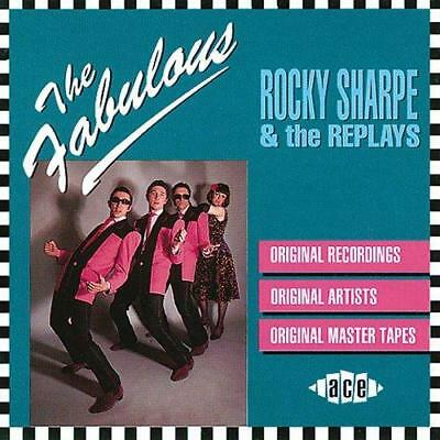 Rocky Sharpe And The Replays - Fabulous Rocky Sharpe And The Replays (NEW CD)