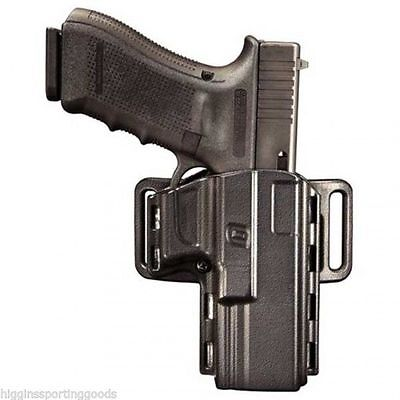 Uncle Mike's Reflex Open Top Holster Fits Glock17/19/22/23 RH UNC74211